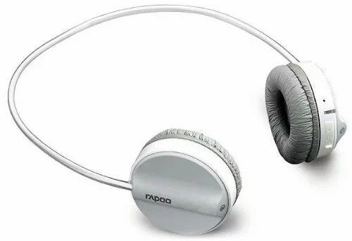 e633eb71f0e RAPOO H6020 Bluetooth Stereo Headset (Gray) at Rs 2499 /pair ...
