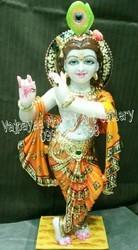 Marble Krishna Idols
