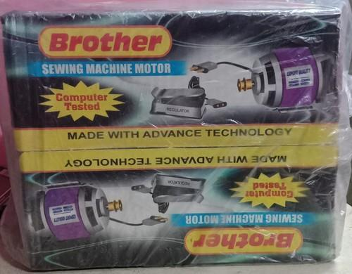 Semi-Automatic Sewing Motor, For Household And Commercial