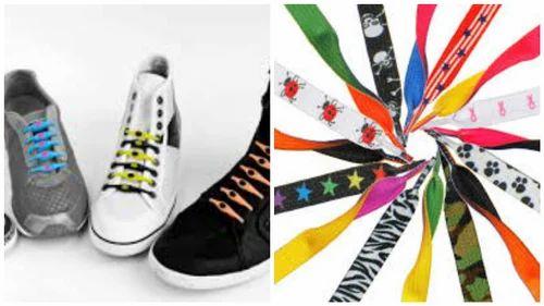 Laces - Designer Shoe Laces