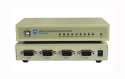 USB to 4-Port RS-232 Converter