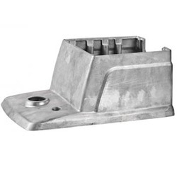 Zinc, Aluminium Grey Thin Walled Die Casting