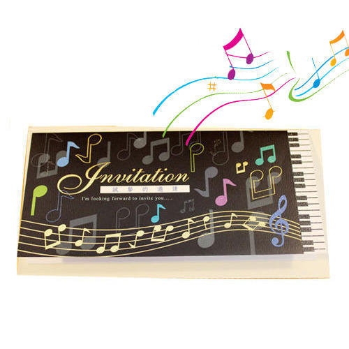 Musical Customised Voice Greeting Cards For All Occasions