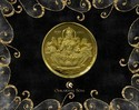 Os Laxmi Gold Coin