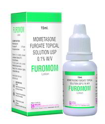 Mometasone Furoate Topical Solution 0.1% w/v