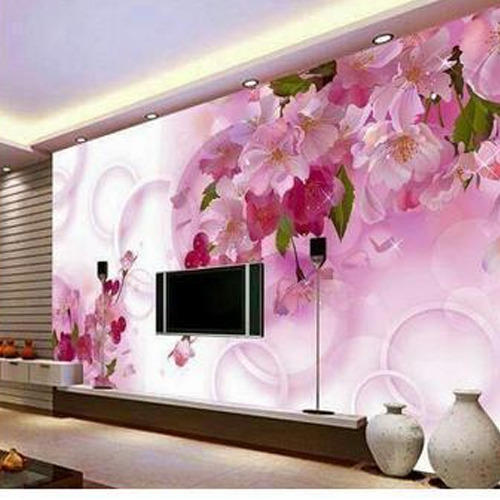 Manufacturer of Customized Wallpaper 3D Wallpaper by Kinjal