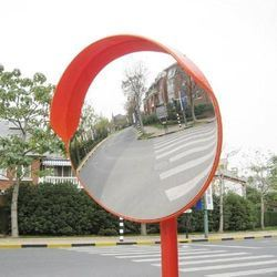 Road Safety Traffic Mirrors Outdoor Convex Mirror