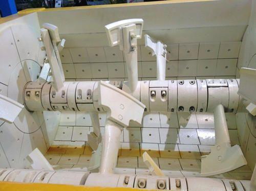 Twin Shaft Concrete Mixer Wear Parts Concrete Mixer