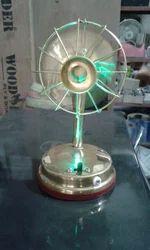 Brass Portable Fan