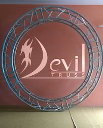 6082T6 Aluminium Round Truss, For Trussing, Not Specified