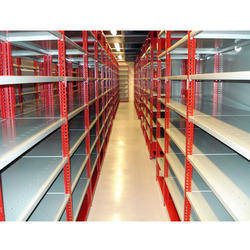 Mild Steel Warehouse Shelving Unit