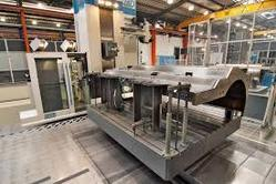 cnc horizontal boring job work