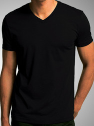 Casual V Neck T Shirts