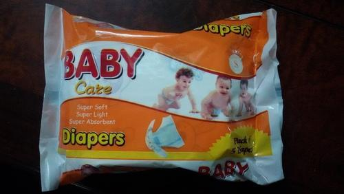 Baby Diaper Side Tape (Small Size)