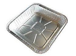 Silver Foil Square Paper Plates  sc 1 st  IndiaMART & Paper Plates - Silver Foil Square Paper Plates Wholesale Supplier ...