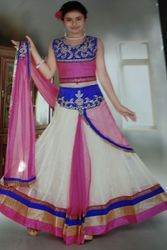 2016 Summer Wedding Kids Lehenga Choli