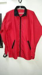 Own Polyester Dustable Jacket, Size: M L Xl