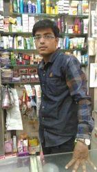 Dark Sarcl Cream Mayank Surana