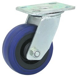 Heavy Duty Pressed Steel Casters