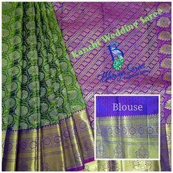 Kanchi Wedding Saree