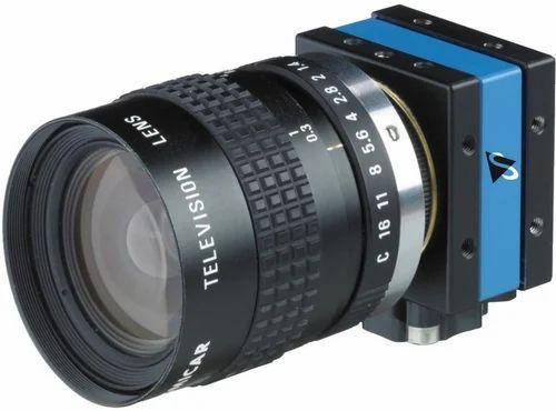 Black FireWire 400 Industrial Camera, Format : 1/4 Inch | ID ...