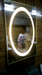Led Mirror Manufacturers Light Emitting Diode Mirror