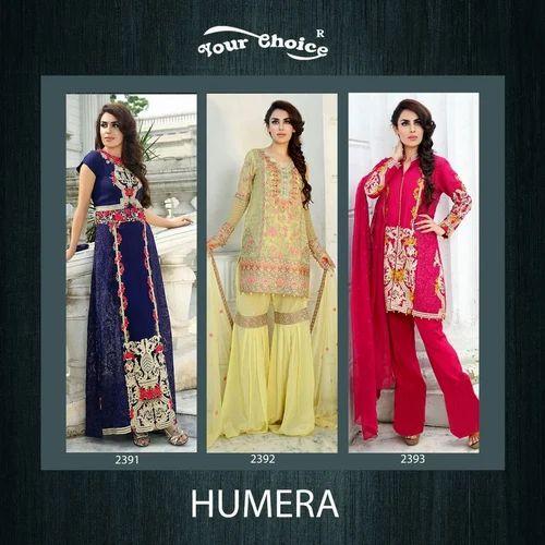233cbabdd0 Designer Georgette Pakistani Suit, Pakistani Lawn Suits ...
