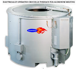 Electrical Aluminium Melting Furnace
