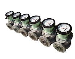 Stainless Steel Positive Displacement Fuel Oil Flowmeter
