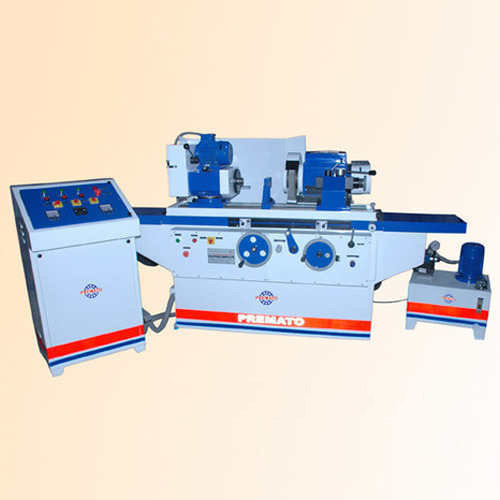 Cot & Apron Grinding Machine