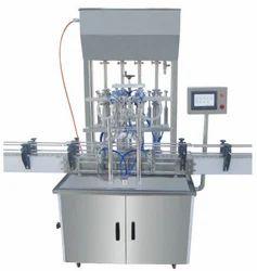 Auto Liquid And Paste Filling Machine