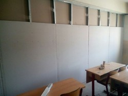 Gypsum Partitions Services