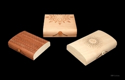 Assorted Wooden Gift Boxes