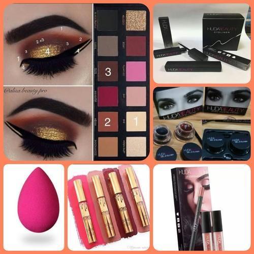 Cosmetics Beauty Makeup Products Make Up Kit Wholesale