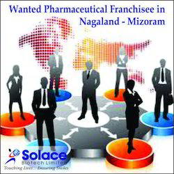 Pharma Franchisee in Nagaland - Mizoram