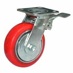 Mild Steel Caster Wheel