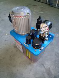 Motorized Lubrication System