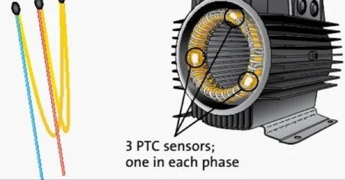 Ptc Thermistor Sensor For Electric Motors Shree