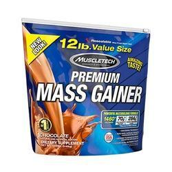 Muscletech Premium Mass Gainer, Packaging Size: 12 Lb, Packaging Type: Pouch