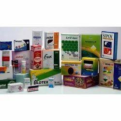 FMCG Box Printing Service