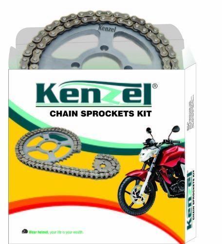 Two Wheeler Chain Sprocket Kit