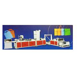 Non Woven Fabric Bags Making Machine