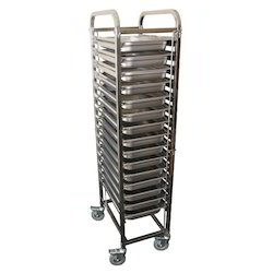 Gastronorm Trolley