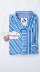Cotton Casual Shirts With Slim Fit