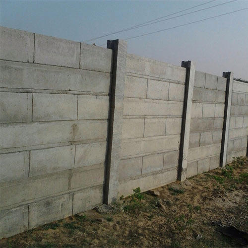Boundary Wall Rcc Boundary Wall Manufacturer From Hyderabad