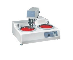 Automatic Double Disc Polishing Machine