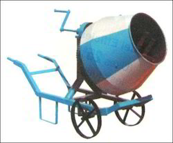 Manual Concrete Mixer, Packaging Type: Unpacked, Capacity: 140LTRS