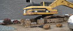 Earthmoving Undercarriage Repairs Services