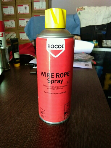 Lubrication Spray - Wire Rope Lubrication Spray Wholesale Trader ...