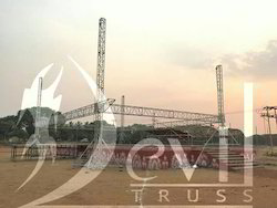Mild Steel Truss Iron Truss